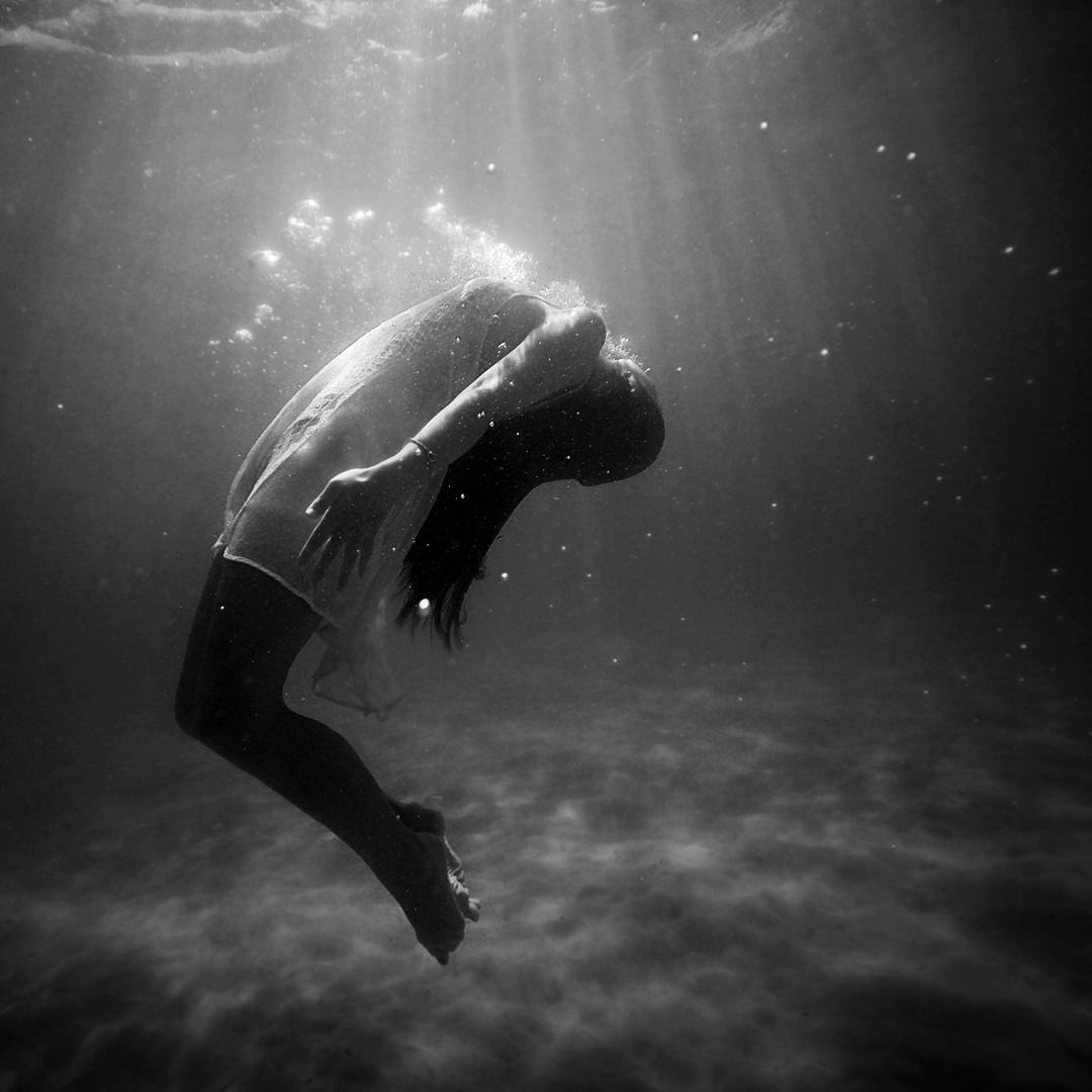 floating by Christopher Campbell via Unsplash